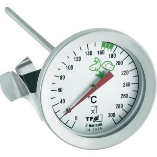 Analogový vpichovací teploměr 0 až 300 °c