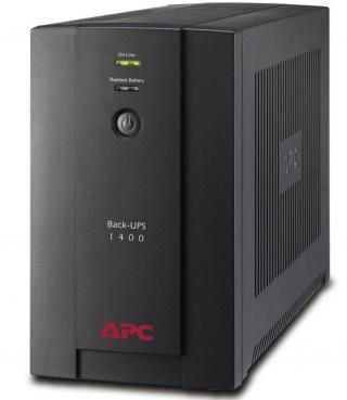 APC Back-UPS 1400VA FR  - zánovní