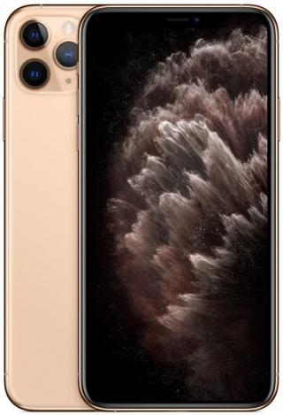 Apple iPhone 11 Pro Max, 256GB, Gold - rozbaleno