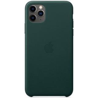 Apple iPhone 11 Pro Max Kožený kryt borovicový