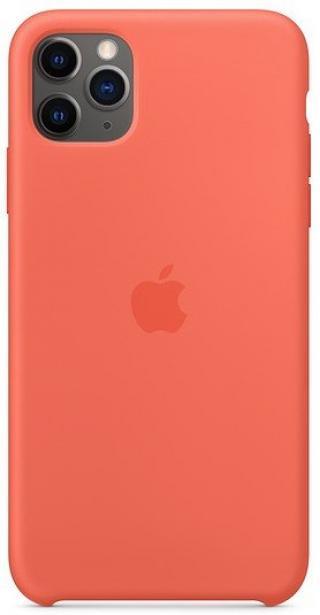 Apple Iphone 11 Pro Max Silikonový Kryt, Clementine mx022zm/A