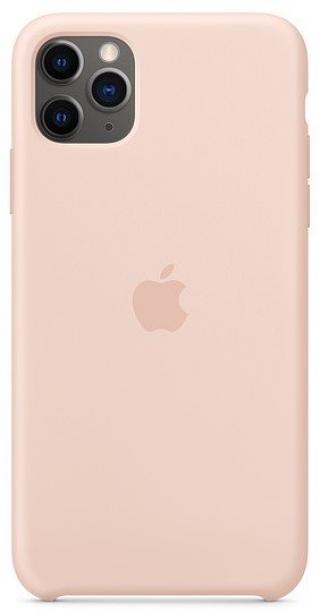 Apple Iphone 11 Pro Max Silikonový Kryt, Pink Sand mwyy2zm/A