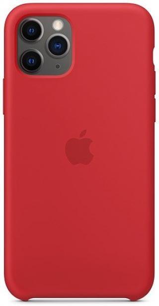 Apple Iphone 11 Pro Silikonový Kryt, Červený mwyh2zm/A