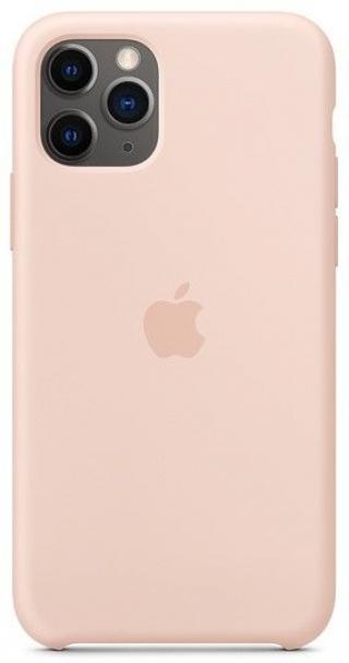 Apple iPhone 11 Pro silikonový kryt, Pink Sand MWYM2ZM/A - rozbaleno
