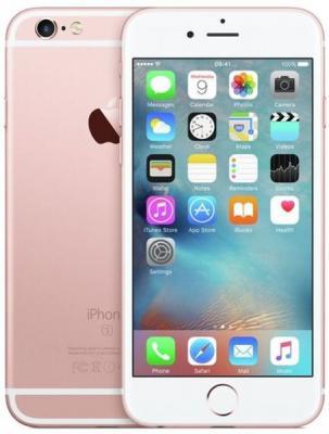 Apple Iphone 6s Plus, 128 Gb, Růžově Zlatý