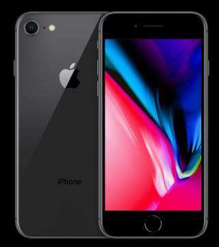 Apple iPhone 8, 64GB, Vesmírně šedý - použité