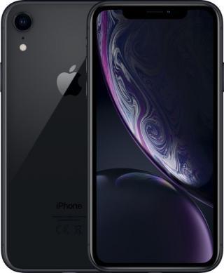 Apple iPhone Xr, 128GB, Černý - rozbaleno
