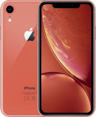 Apple Iphone Xr, 128gb, Korálově Červený