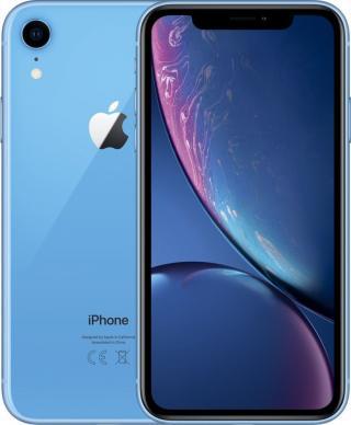 Apple iPhone Xr, 64GB, Modrý