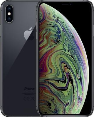 Apple Iphone Xs Max, 64gb, Vesmírně Šedý
