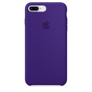 Apple Silikonový kryt, Apple iPhone 7 Plus / 8 Plus, MQH42ZM/A, Ultra Violet - rozbaleno