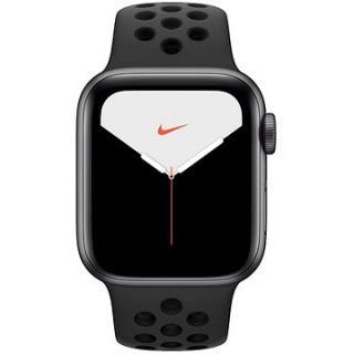 Apple Watch Nike Series 5 40mm Vesmírně šedý hliník s antracitovým/černým sportovním řemínkem Nike