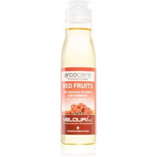 Arcocere After Wax Red Fruits zklidňující čisticí olej po epilaci 150 ml