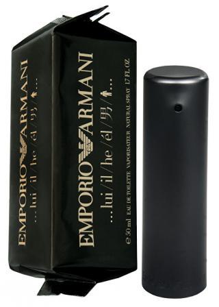 Armani Emporio He - EDT - SLEVA - rozbaleno, chybí cca 1 ml 50 ml