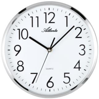 Atlanta Designové nástěnné hodiny 4316 32 cm - zánovní