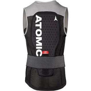 Atomic Live Shield Vest M Black/Grey vel.S