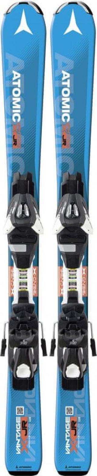 Atomic Vantage Jr III   C 5 Et modrá 150 cm - rozbaleno