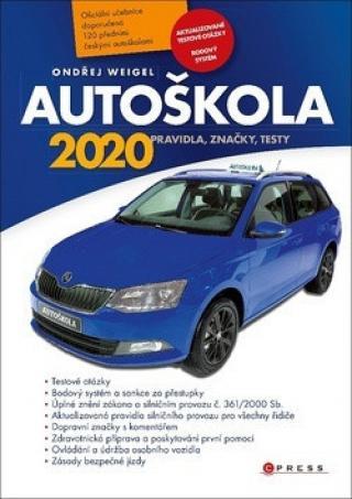 Autoškola 2020 - Weigel Ondřej