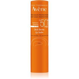 Avène Sun Sensitive tyčinka na rty SPF 50  3 g