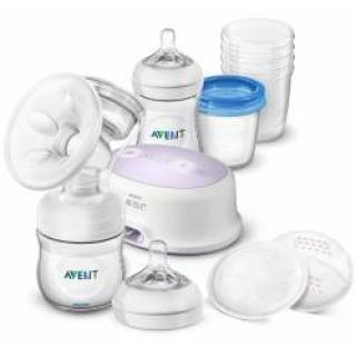 Avent Natural Odsávačka mateřského mléka elektronická sada