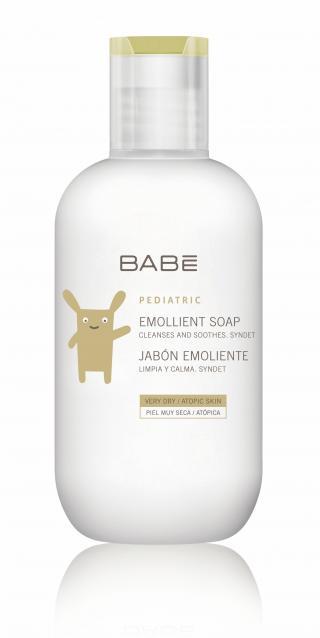 BABÉ DÍTĚ Zvláčňující mýdlo 200 ml