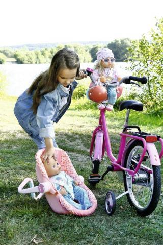 Baby Annabell Sedačka na kolo - rozbaleno