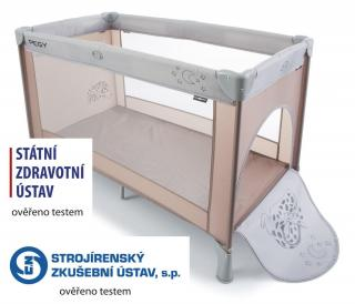 Babypoint Pegy 2019 brown - rozbaleno