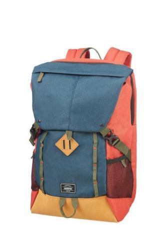 Backpack AT by SAMSONITE 24G41025 UG5 17.3``comp,docu,pockets, navy/red, 24G-41-025