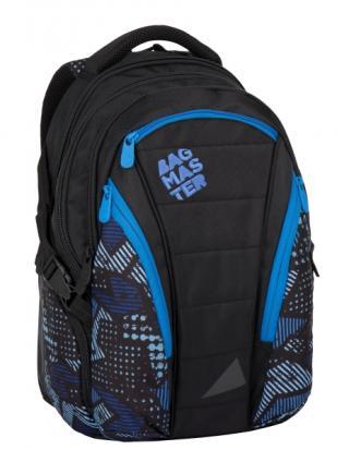 Bagmaster Bag 7 E Black/blue