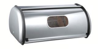 Banquet Chlebník nerezový AKCENT W 43,5 cm - rozbaleno
