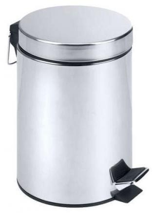 Banquet Koš odpadkový nerezový TWIZZ 5 l - zánovní