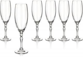 Banquet sklenice na sekt Lucille 190 ml, 6 ks - zánovní