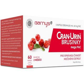 Barny´s Cran-Urin™ megaPAC BRUSINKY cps.60