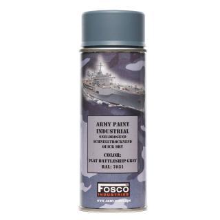 Barva ve spreji Fosco - battleship grey ral 7031