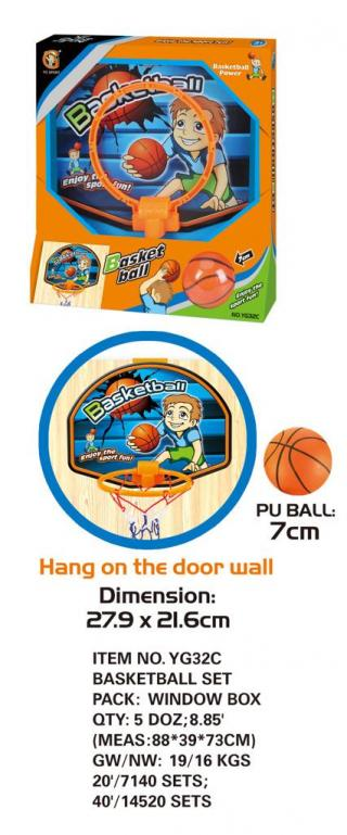 Basketball s míčem