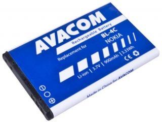 Baterie Avacom pro Nokia 6300, Li-Ion 900mAh