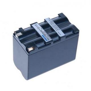 Baterie Avacom Sony NP-F970 Li-Ion 7.2V 7800mAh 56.2 Wh černá