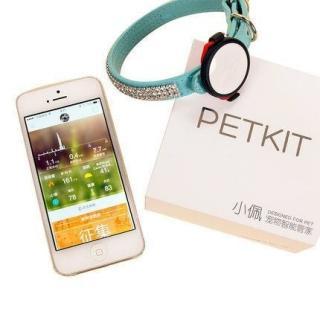 BAZAR - PetKit P2 monitor aktivity pro psy a kočky- zlatá - 30 dnů na vyzkoušení