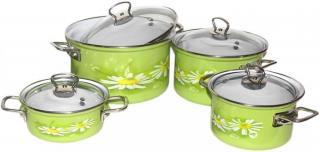 Belis DAISY 4 dílná sada nádobí - rozbaleno