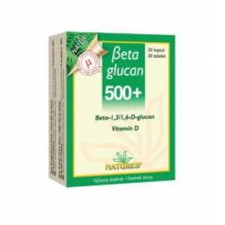 Beta glucan 500  30 tobolek