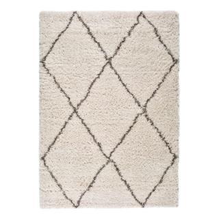Béžový koberec Universal Lynn Lines, 60 x 110 cm