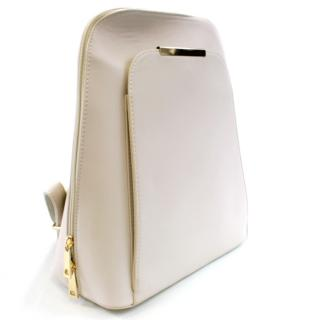 Béžový praktický dámský batoh Gillespie