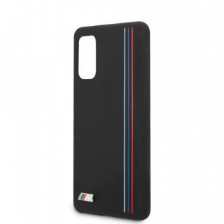 BHMCS62SIVTBK BMW Silikonový Kryt pro Samsung Galaxy S11 6.2 Tricolor Black