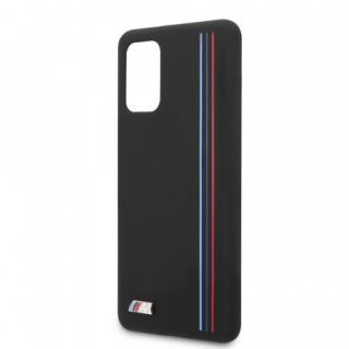 BHMCS67SIVTBK BMW Silikonový Kryt pro Samsung Galaxy S11 6.7 Tricolor Black