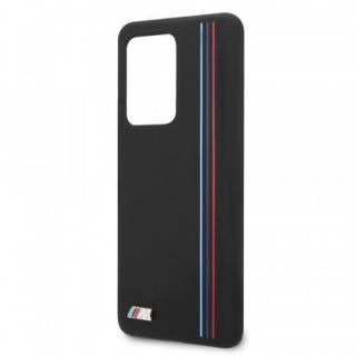 BHMCS69SIVTBK BMW Silikonový Kryt pro Samsung Galaxy S11 6.9 Tricolor Black