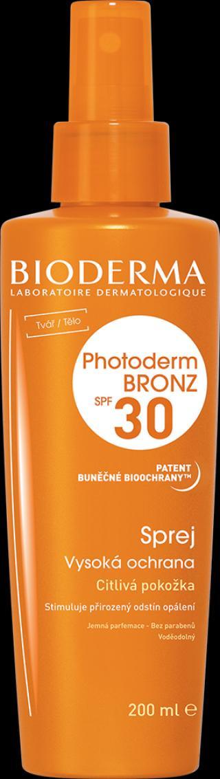 BIODERMA Photoderm bronz, opalovací krém spf30