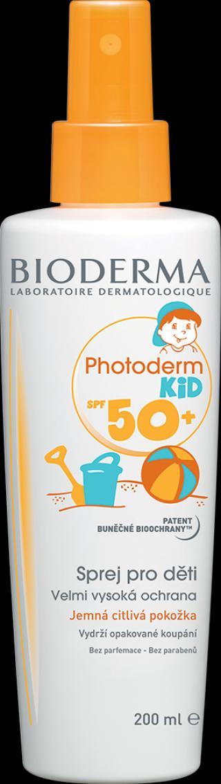 BIODERMA Photoderm kid opalovací spray spf50  200 ml
