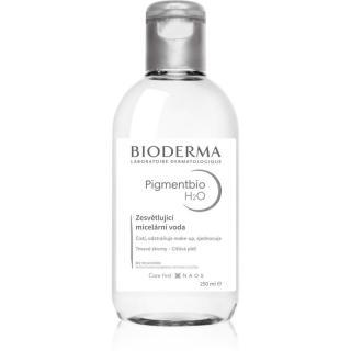 Bioderma Pigmentbio H2O jemná čisticí micelární voda proti tmavým skvrnám 250 ml