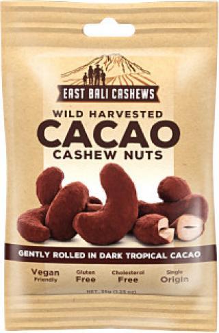 Black Kale Kešu ořechy - Cacao 35g