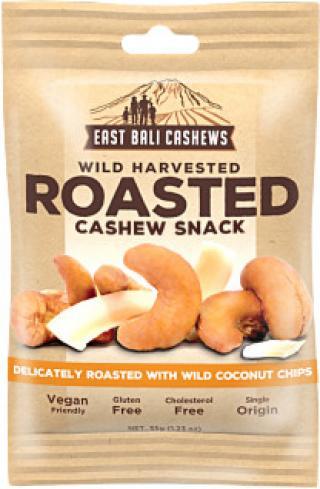 Black Kale Kešu ořechy - Roasted coconut chips 35g